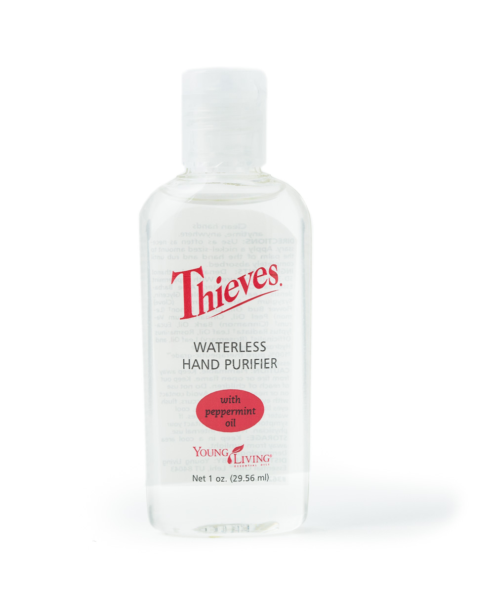 Waterless Hand Purifier by: Young Living