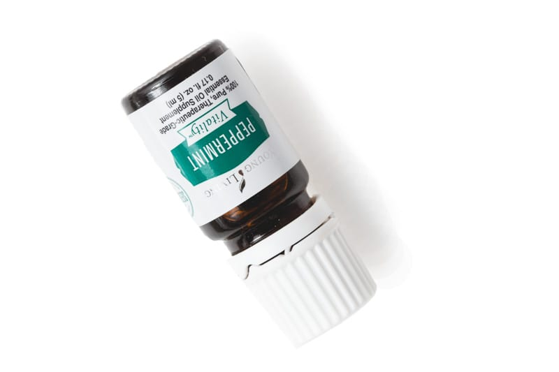 Peppermint Essential Oil by: Young Living